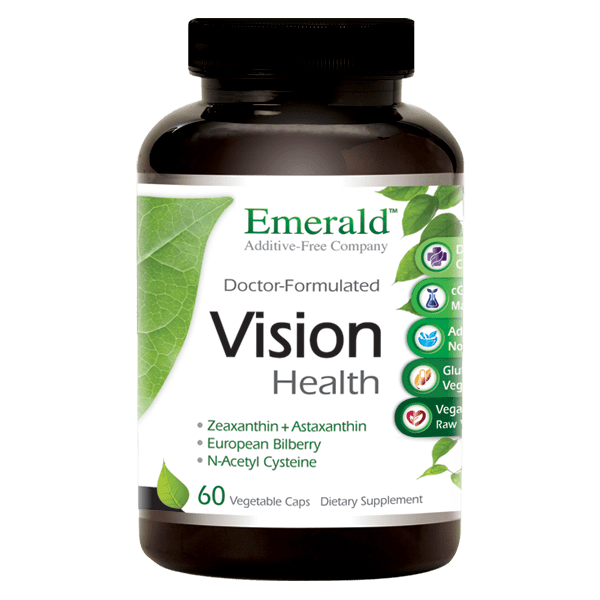 Emerald Labs Vision Health