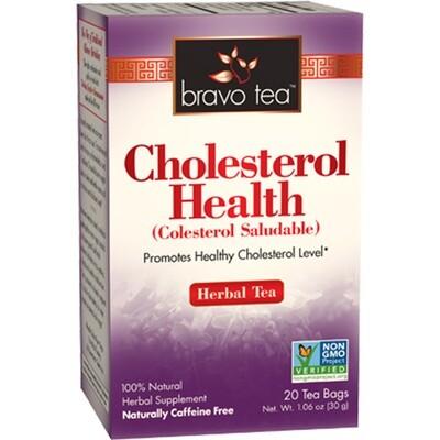 Bravo Cholesterol Health Tea 20ct