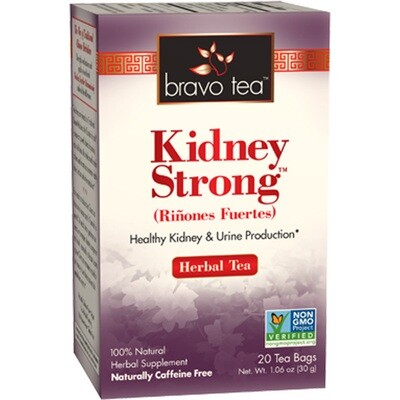 Bravo Kidney Strong Tea 20ct