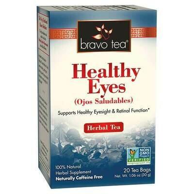 Bravo Healthy Eyes Tea 20ct