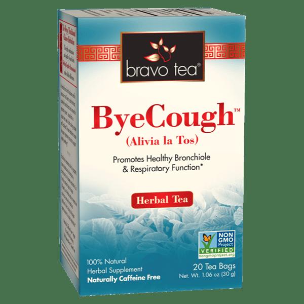 Bravo Tea Bye Cough