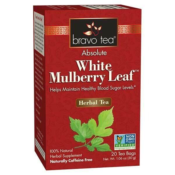 Bravo Tea White Mulberry Leaf