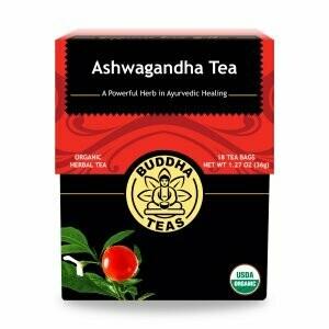 Buddha Tea Ashwagandha 18ct