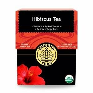 Buddha Tea Hibiscus 18ct