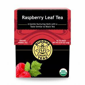 Buddha Tea Raspberry Leaf Tea