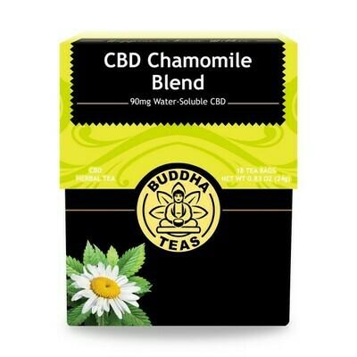 Buddha Tea CBD Chamomile 18ct