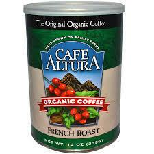 Cafe Altura Ground French Roast 12oz
