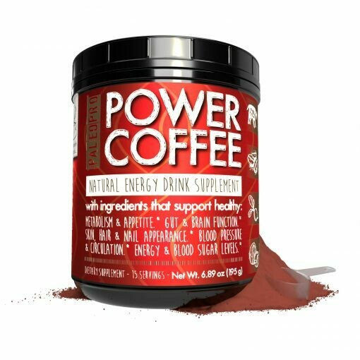 Paleo Pro Power Coffee