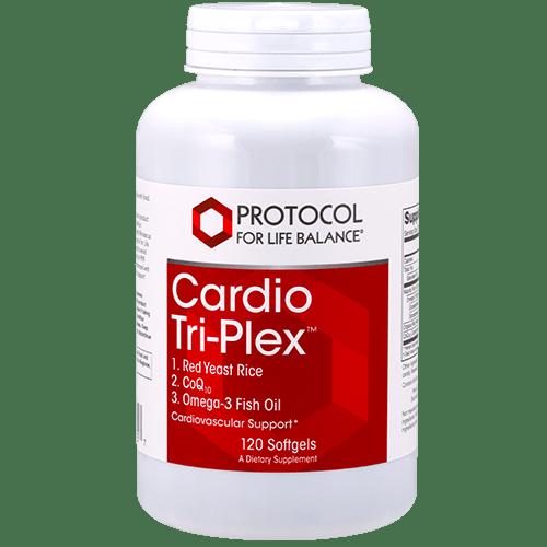 Protocol Cardio Tri Plex 120sgel