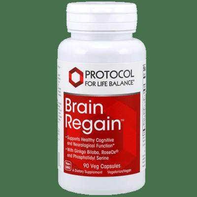 Protocol Brain Regain 90vcap
