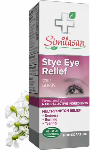 Similasan Stye Eye Relief 10ml