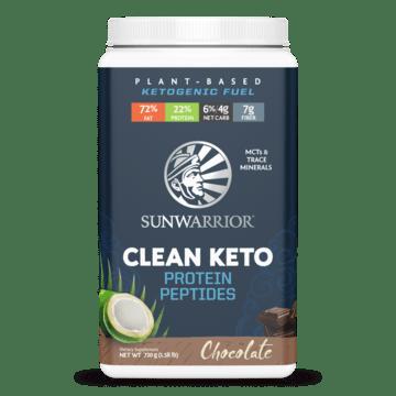 Sunwarrior Clean Keto Chocolate 720g