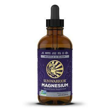 Sunwarrior Magnesium 4oz