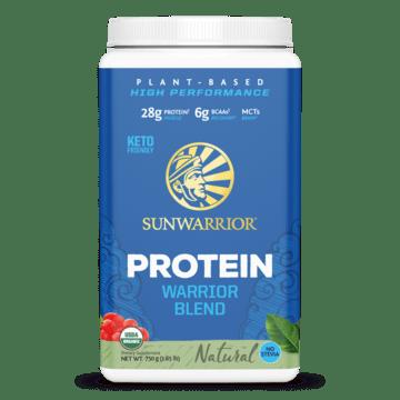 Sunwarrior Protein No Stevia 750g