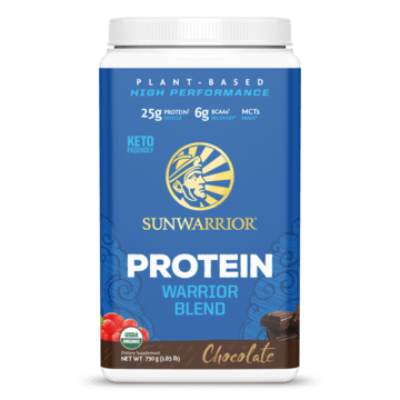 Sunwarrior Protein Chocolate
