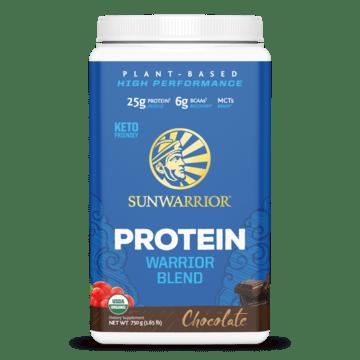 Sunwarrior Protein Chocolate