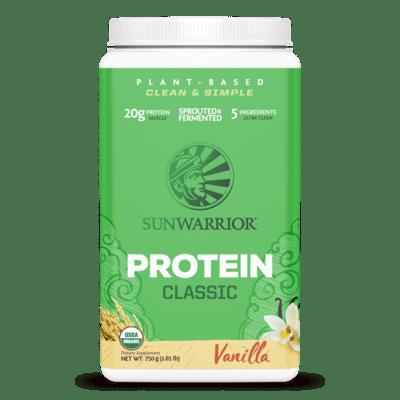 Sunwarrior Classic Vanilla Protein