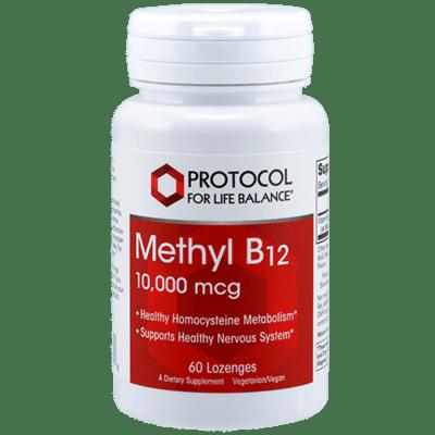 Protocol B12 10000mcg 60loz
