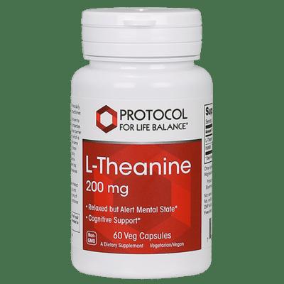 Protocol L Theanine 200mcg 60cap