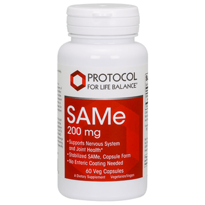 Protocol SAMe 200mg 60vcap