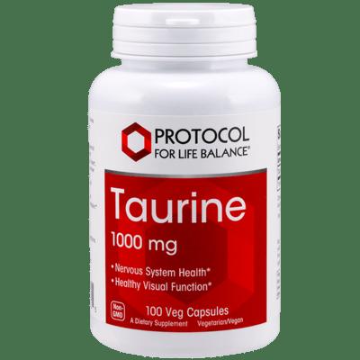 Protocol Taurine 1000mg 100cap