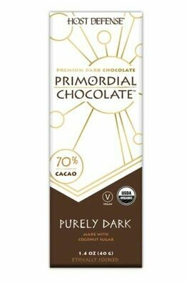 Host Defense Primordial Chocolate Purely Dark
