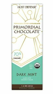 Host Defense Primordial Chocolate Dark Mint