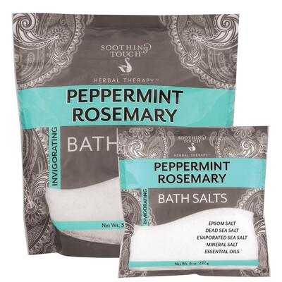 Soothing Touch Peppermint Rosemary Bath Salt