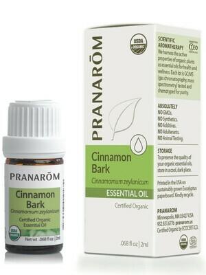 Pranarom EO Cinnamon Bark 2ml