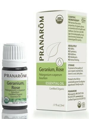 Pranarom EO Geranium Rose 5ml