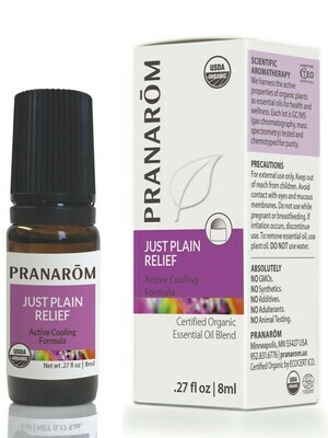 Pranarom EO Just Plain Relief 15ml