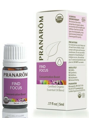 Pranarom EO Find Focus 5ml