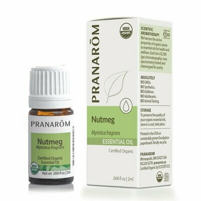 Pranarom EO Nutmeg 2ml