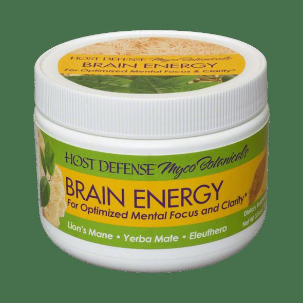 Host Defense Brain Energy Powder