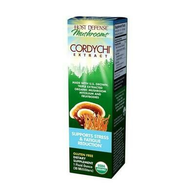 Host Defense Cordychi 1oz