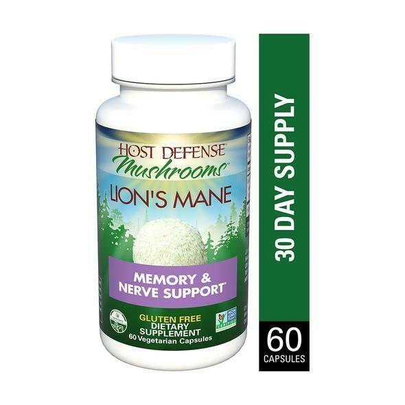 Host Defense Lions Mane 60