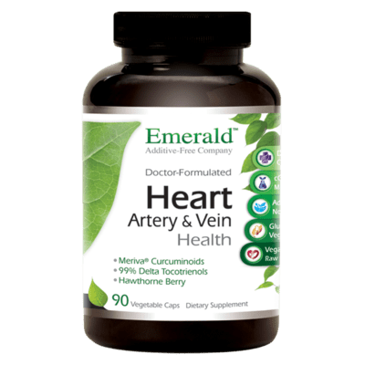 Emerald Labs Heart Artery & Vein 90cap