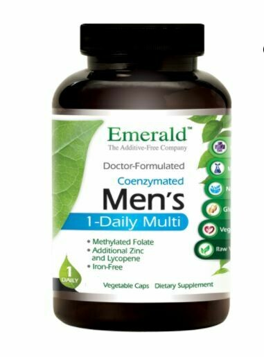 Emerald Labs mens multi 60cap
