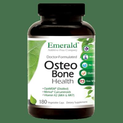 Emerald Labs Osteo Bone 180cap