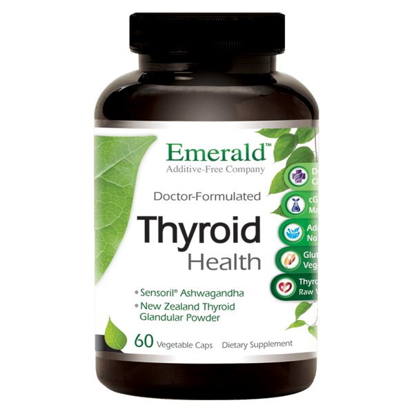 Emerald Labs Thyroid Health 60cap