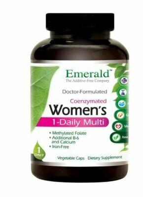 Emerald Labs Womens Multi 60cap