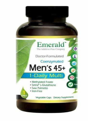 Emerald Labs Mens Multi 4560cap