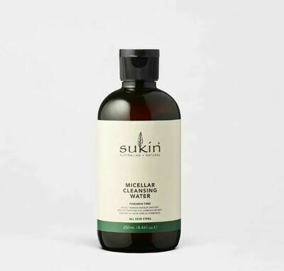 Sukin Micellar Cleansing Water