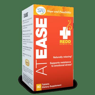 Redd Remedies At Ease 80tab