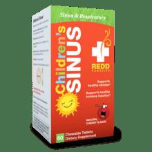 Redd Remedies Kids Sinus Support 60chew