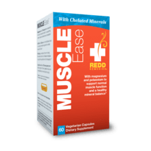Redd Remedies Muscle Ease 60vcap