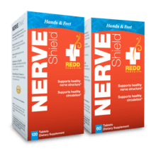 Redd Remedies Nerve Shield 120