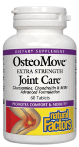 Natural Factors Osteomove Joint Care 60 Tab