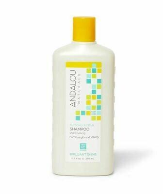 Andalou Sunflower Citrus Shampoo 11.5oz