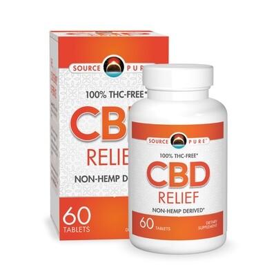Source Naturals CBD Relief 60tab